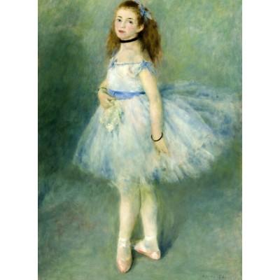 Puzzle  Grafika-01863 Auguste Renoir: The Dancer, 1874