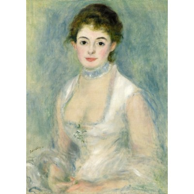 Puzzle  Grafika-01884 Auguste Renoir: Madame Henriot, 1876
