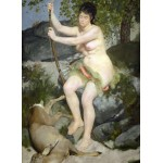 Puzzle  Grafika-01890 Auguste Renoir: Diana, 1867