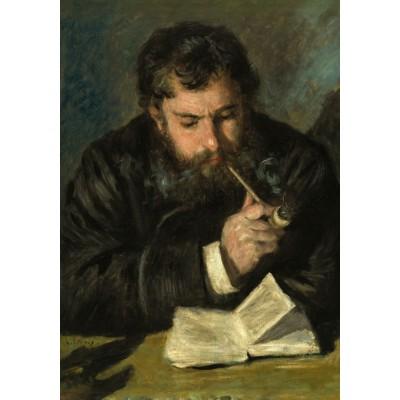 Puzzle  Grafika-01913 Auguste Renoir: Claude Monet, 1872