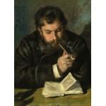Puzzle  Grafika-01914 Auguste Renoir: Claude Monet, 1872