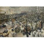 Puzzle  Grafika-02010 Camille Pissarro: Boulevard des Italiens, Morning, Sunlight, 1897