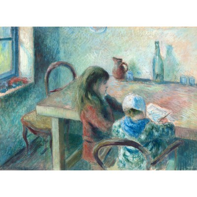 Puzzle  Grafika-02044 Camille Pissarro: The Children, 1880
