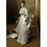 Puzzle  Grafika-02047 John Singer Sargent: Margaret Stuyvesant Rutherfurd White (Mrs. Henry White), 1883
