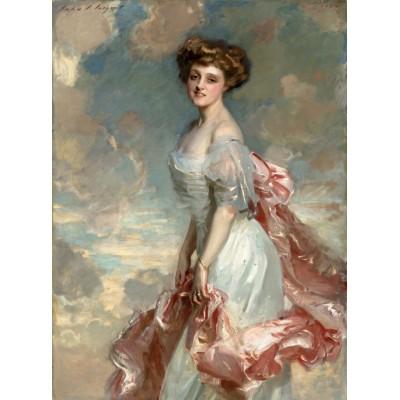Puzzle  Grafika-02051 John Singer Sargent: Miss Mathilde Townsend, 1907