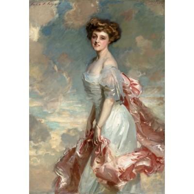 Puzzle  Grafika-02052 John Singer Sargent: Miss Mathilde Townsend, 1907