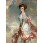 Puzzle  Grafika-02053 John Singer Sargent: Miss Mathilde Townsend, 1907