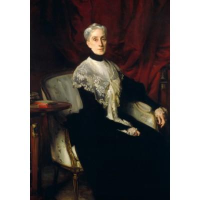 Puzzle  Grafika-02055 John Singer Sargent: Ellen Peabody Endicott (Mrs. William Crowninshield Endicott), 1901