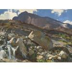 Puzzle  Grafika-02075 John Singer Sargent: Simplon Pass, 1911