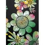 Puzzle  Grafika-02091 Doodle Flowers