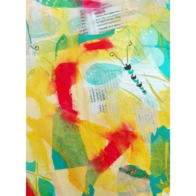 Puzzle  Grafika-02101 Libelle 2