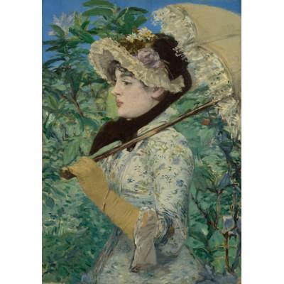Puzzle  Grafika-02117 Édouard Manet: Jeanne, 1882