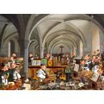 Puzzle  Grafika-02139 François Ruyer - Scriptorium