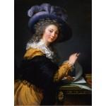 Puzzle  Grafika-02193 Louise-Élisabeth Vigee le Brun: Comtesse de Cérès, 1784