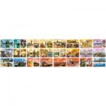 Grafika-02199 Das neue grösste Puzzle der Welt: Travel around the World