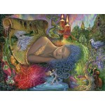 Puzzle  Grafika-02208 Josephine Wall - Dreaming in Color