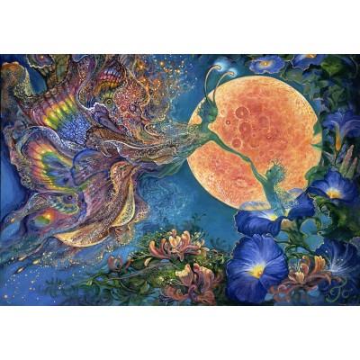 Puzzle  Grafika-02267 Josephine Wall - Moonlit Awakening