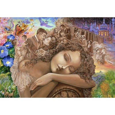 Puzzle  Grafika-02279 Josephine Wall - If Only