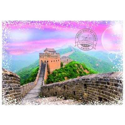 Puzzle  Grafika-02285 Travel around the World - China