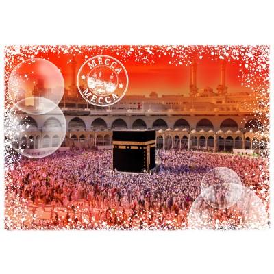 Puzzle  Grafika-02286 Travel around the World - Saudi-Arabien
