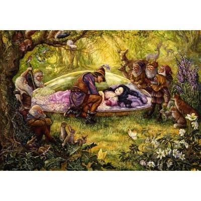 Puzzle  Grafika-02295 Josephine Wall - Snow White