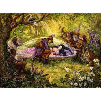 Puzzle  Grafika-02310 Josephine Wall - Snow White