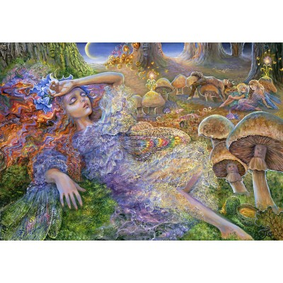 Puzzle  Grafika-02320 Josephine Wall - After The Fairy Ball