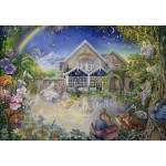 Puzzle  Grafika-02337 Josephine Wall - Enchanted Manor