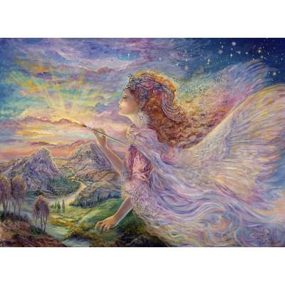 Puzzle  Grafika-02343 Josephine Wall - Aurora