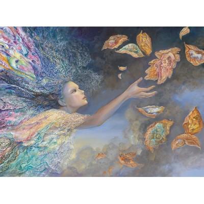 Puzzle  Grafika-02349 Josephine Wall - Catching Wishes