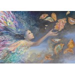 Puzzle  Grafika-02350 Josephine Wall - Catching Wishes