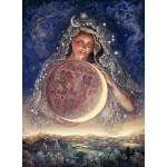 Puzzle  Grafika-02353 Josephine Wall - Moon Goddess