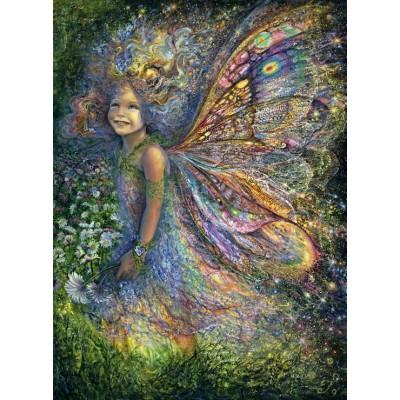 Puzzle  Grafika-02357 Josephine Wall - The Wood Fairy