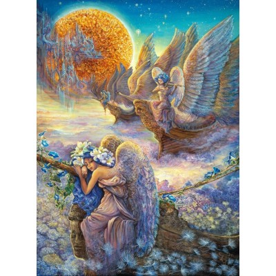 Puzzle  Grafika-02359 Josephine Wall - I Saw Three Ships