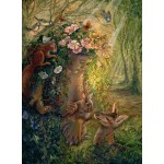 Puzzle  Grafika-02367 Josephine Wall - The Wood Nymph