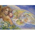 Puzzle  Grafika-02370 Josephine Wall - Wings of Love