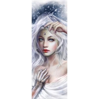 Puzzle  Grafika-02378 Cris Ortega - Ice Maiden