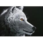 Puzzle  Grafika-02408 Schim Schimmel - Wolf Light