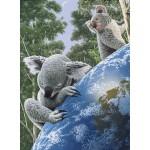 Puzzle  Grafika-02420 Schim Schimmel - The Greatest Love