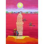 Puzzle  Grafika-02429 Anne Poiré et Patrick Guallino - Aube Rubis