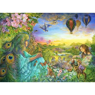Puzzle  Grafika-02618 Josephine Wall - Daydreaming