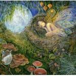 Puzzle  Grafika-02620 Josephine Wall - Fairy Nest