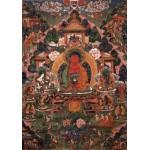 Puzzle  Grafika-02667 Buddha Amitabha in His Pure Land of Suvakti