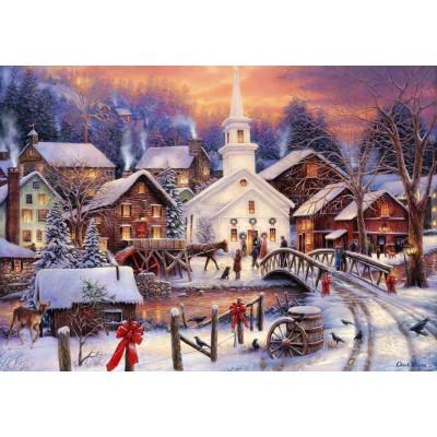 Puzzle  Grafika-02683 Chuck Pinson - Hope Runs Deep
