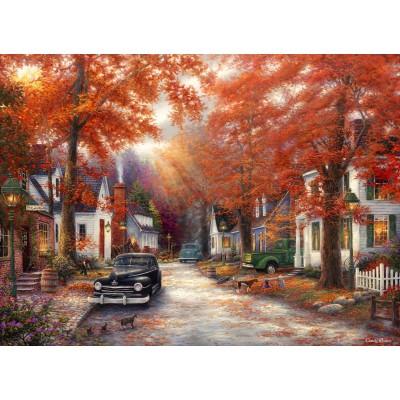 Puzzle  Grafika-02687 Chuck Pinson - A Moment on Memory Lane