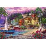 Puzzle  Grafika-02701 Chuck Pinson - On Golden Shores