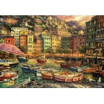 Puzzle  Grafika-02707 Chuck Pinson - Vibrance of Italy