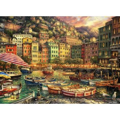 Puzzle  Grafika-02708 Chuck Pinson - Vibrance of Italy