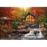 Puzzle  Grafika-02713 Chuck Pinson - The Colors of Life