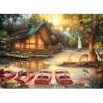 Puzzle  Grafika-02752 Chuck Pinson - Seize the Day